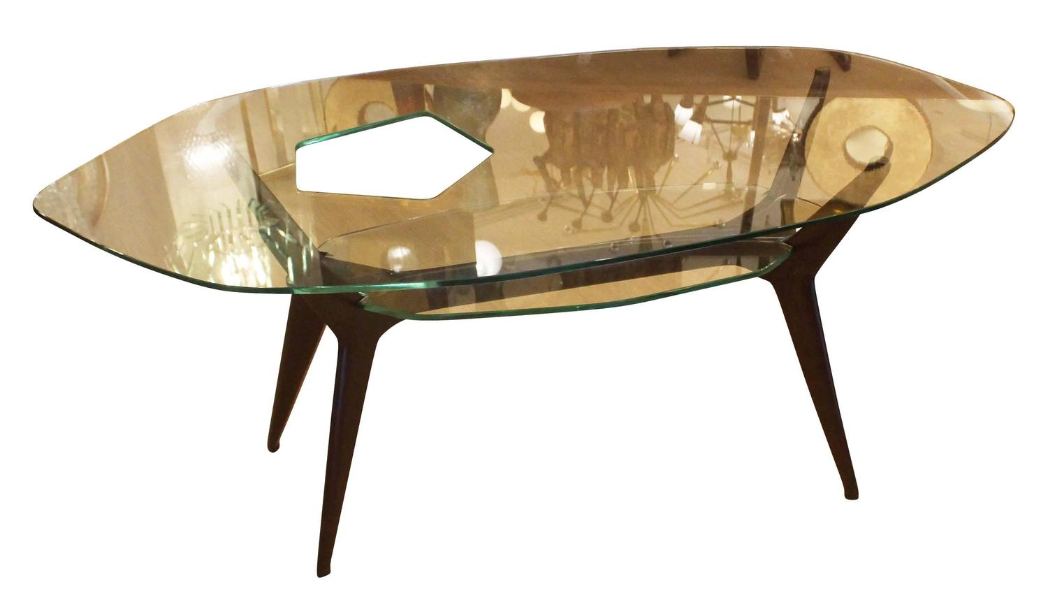 Unique Coffee Tables For Sale Unique Coffee Table In The Style Of Ico Parisi Italy