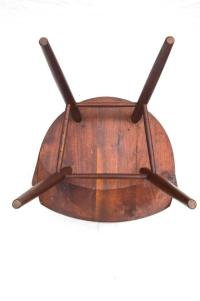 George Nakashima Captain's Chair For Sale at 1stdibs