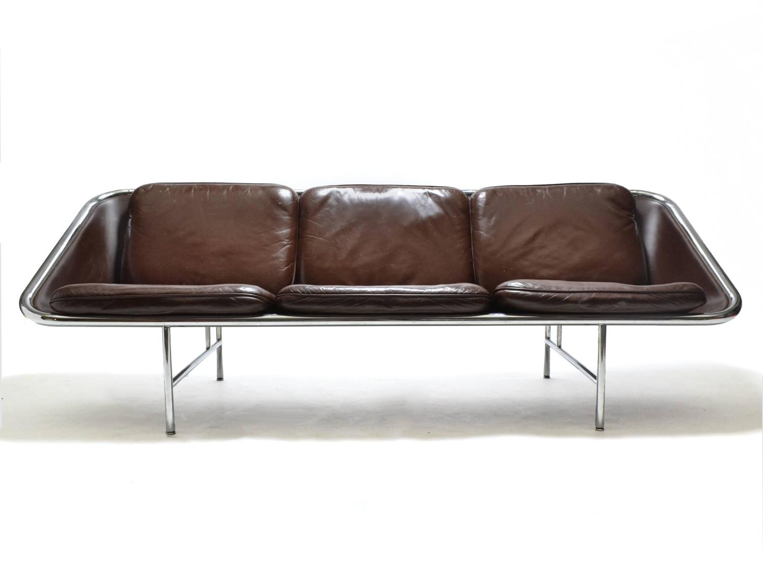 Interio Sofa George George Nelson Sling Sofa By Herman Miller At 1stdibs