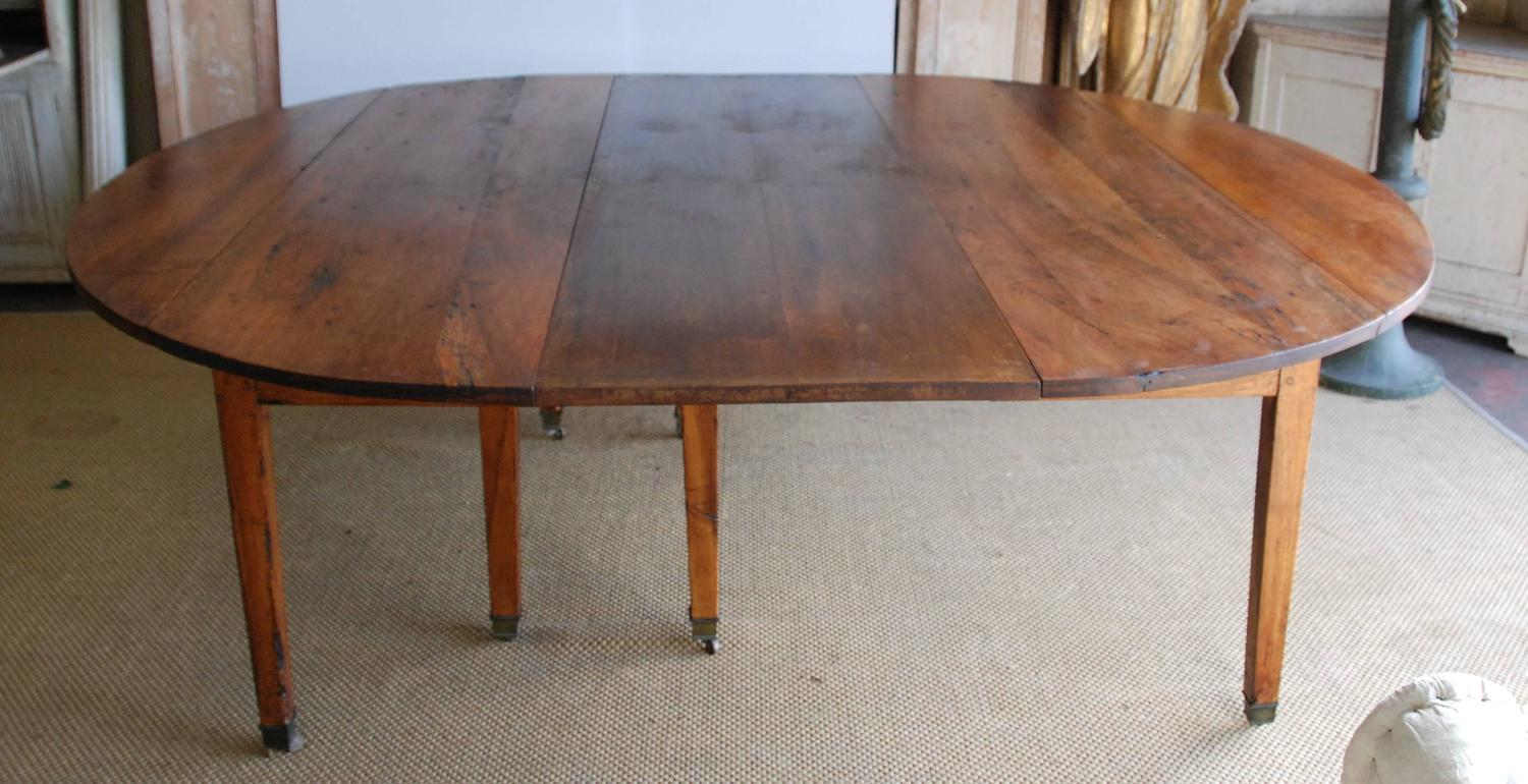 16 Seater Dining Table 19th Century French Walnut Large Dining Table Seats 16 At
