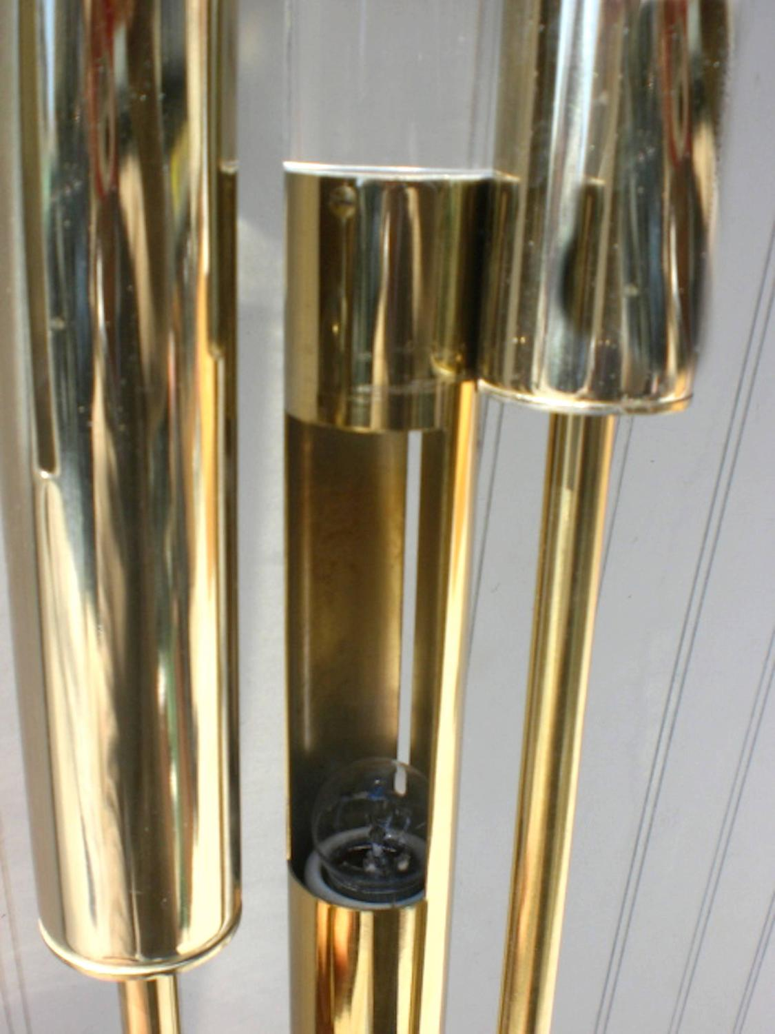 Unique Floor Lamps For Sale Unique Floor Lamp With Lucite Prisms For Sale At 1stdibs