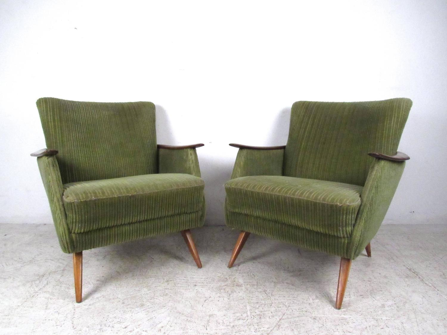 Unique Armchairs Unique Mid Century Modern Danish Lounge Chairs For Sale At
