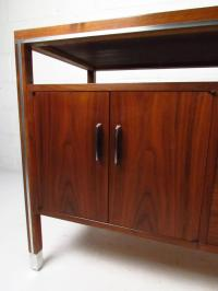 Mid-Century Modern Office Credenza by Directional at 1stdibs