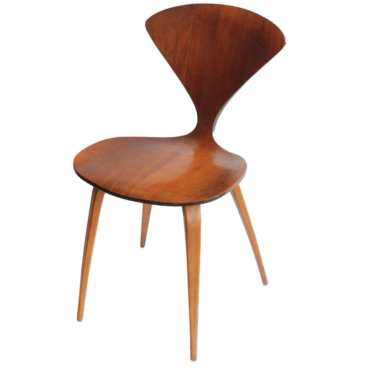 Z Chair For Sale Plycraft Wood Chair By Norman Cherner For Sale At 1stdibs