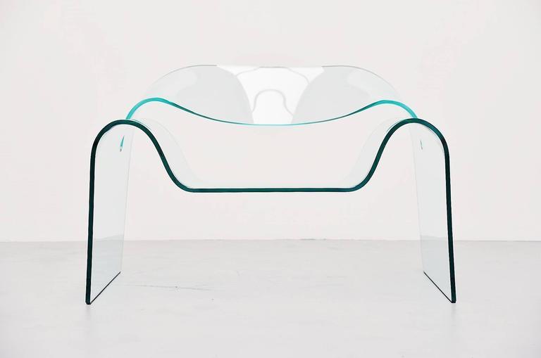 Cini Boeri Ghost Chair Fiam Italia 1987 For Sale At 1stdibs