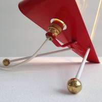 Original Old Edition, Nice Desk Lamp, Anno 1960 at 1stdibs