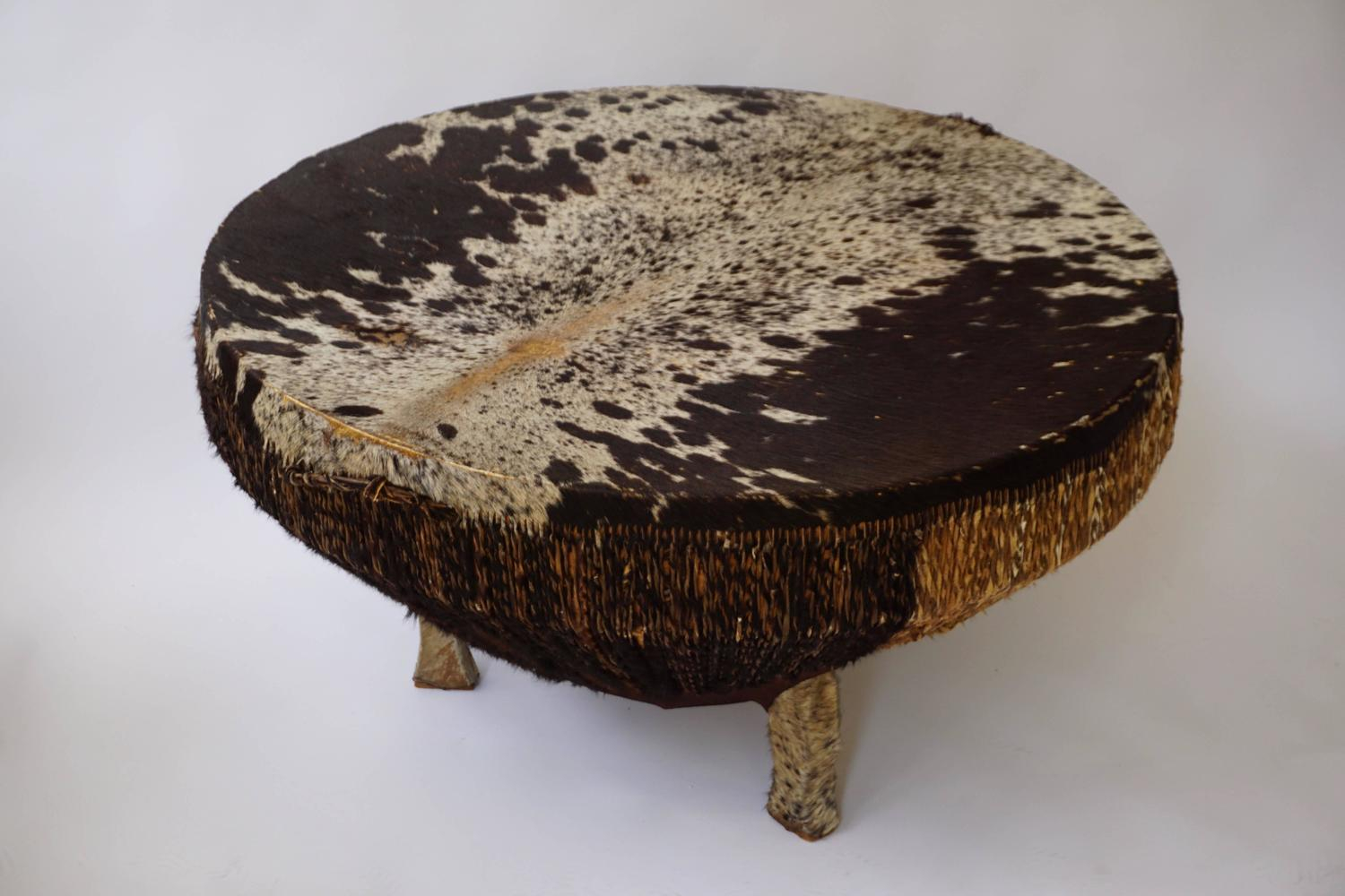 Animal Base Coffee Tables Animal Skin Coffee Table For Sale At 1stdibs