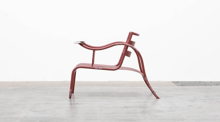 Jasper Morrison 39thinking Man39s Chair39 At 1stdibs
