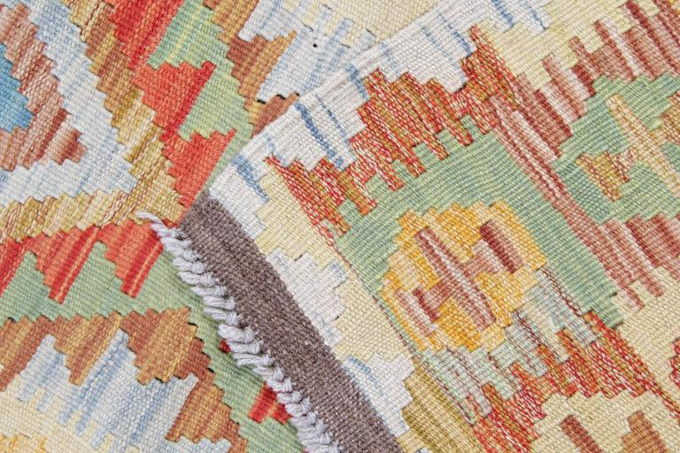 Kilim Rugs With Traditional Design Carpet From