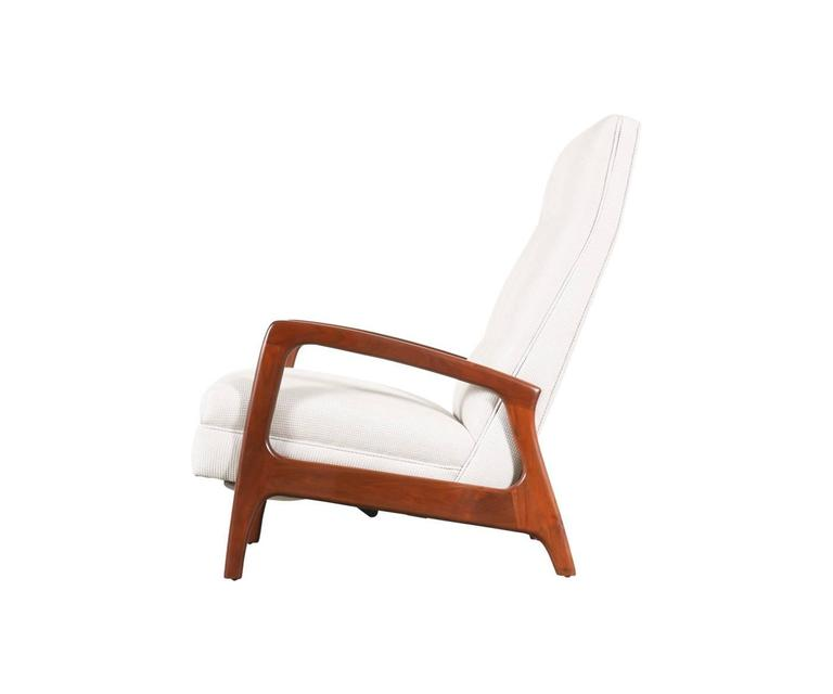 Adrian Pearsall Reclining Lounge Chair For Craft