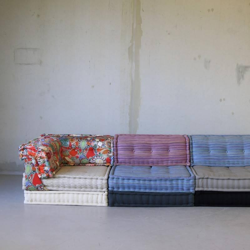 Designer Sofa Berlin Mah Jong Modular Sofa Group By Roche Bobois At 1stdibs