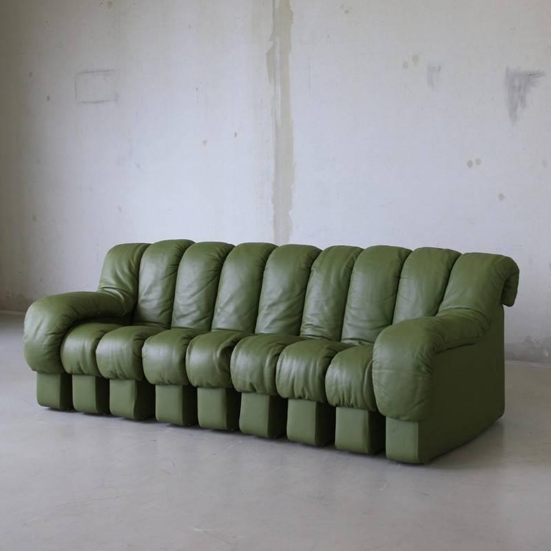 Designer Sofa Berlin De Sede Ds 600 Sofa For Sale At 1stdibs