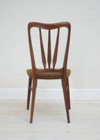 Mid-Century Niels Kofoed Table and 8 Ingrid Chairs in ...