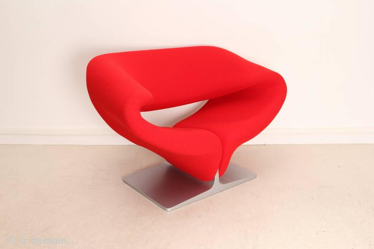 Ribbon Chair Designed By Pierre Paulin Edited By Artifort