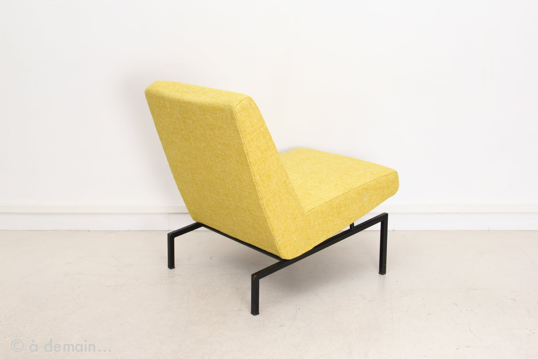 Fauteuils Tempo Tempo Easy Chair Designed By Joseph Andre Motte Ed Steiner In 1960
