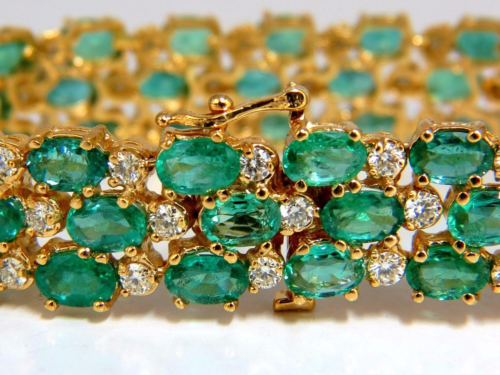 Natural Emerald Bracelet Best Bracelets