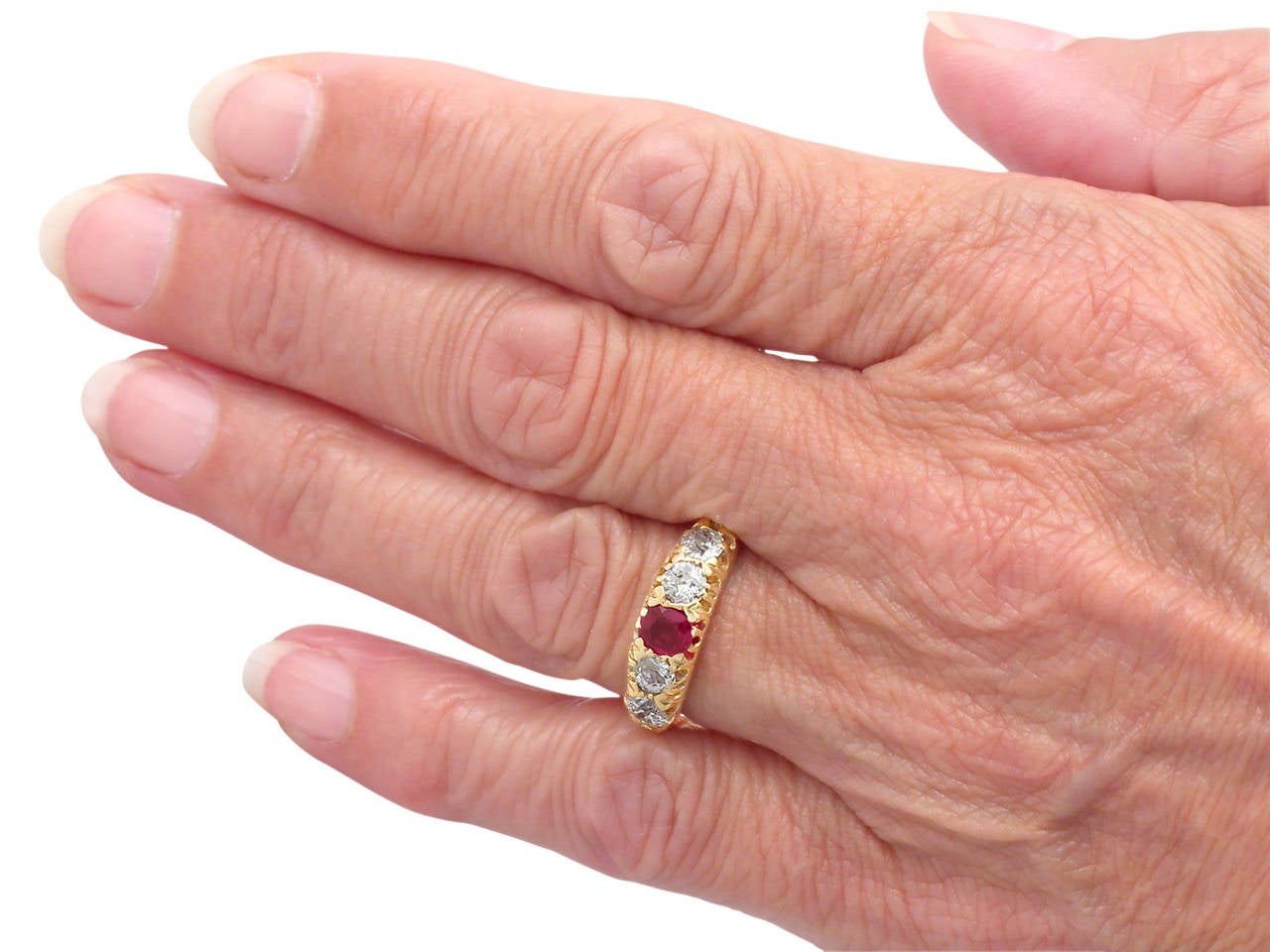 Synthetic Diamond Bracelet - Ivoiregion