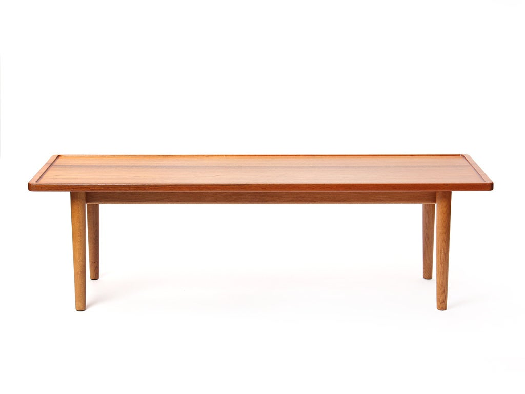 Low Tables For Sale Low Table By Hans J Wegner For Sale At 1stdibs