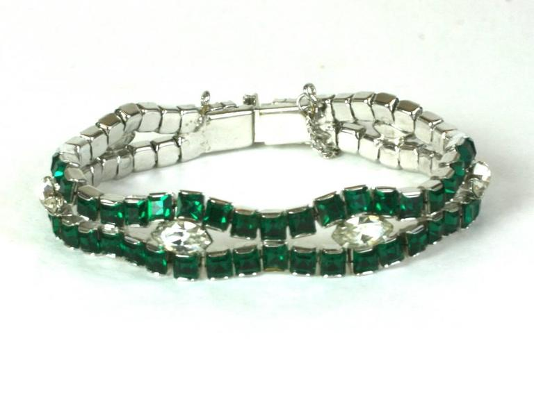 Unusual Deco Style Bracelet For Sale At 1stdibs