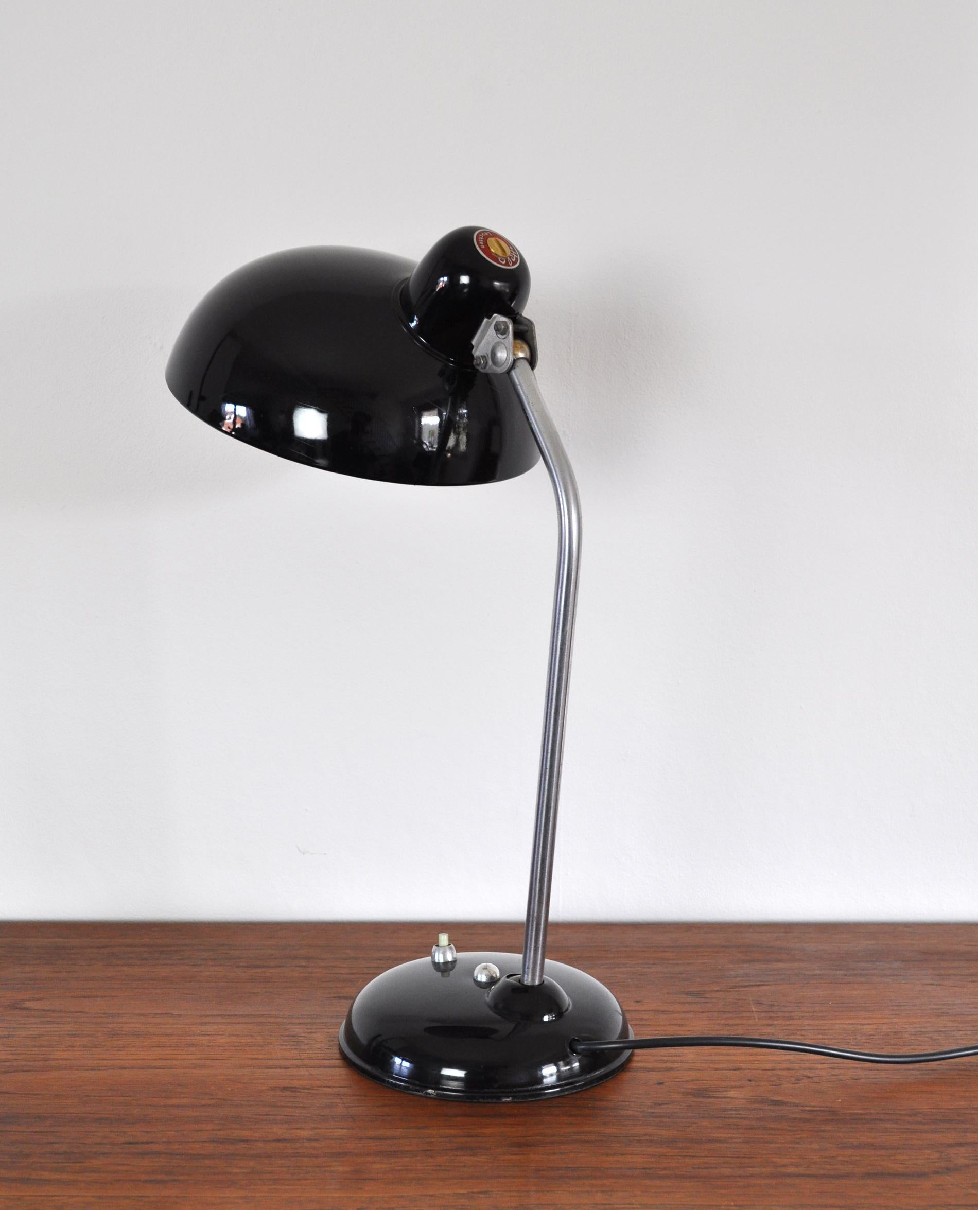 Leuchten Bauhaus Bauhaus Desk Lamp By Christian Dell For Helo Leuchten At ...