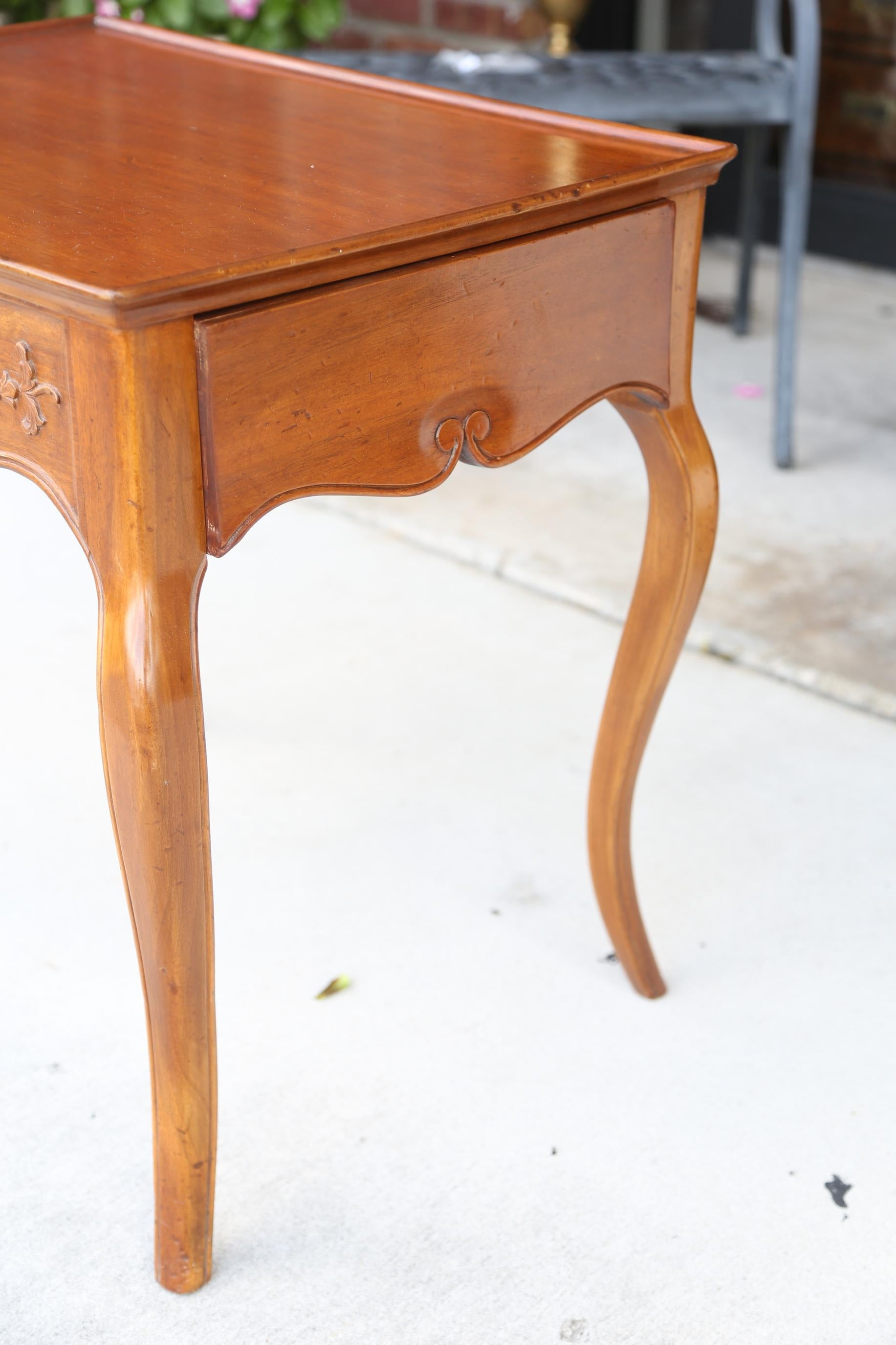 Country French Side Table For Sale At 1stdibs