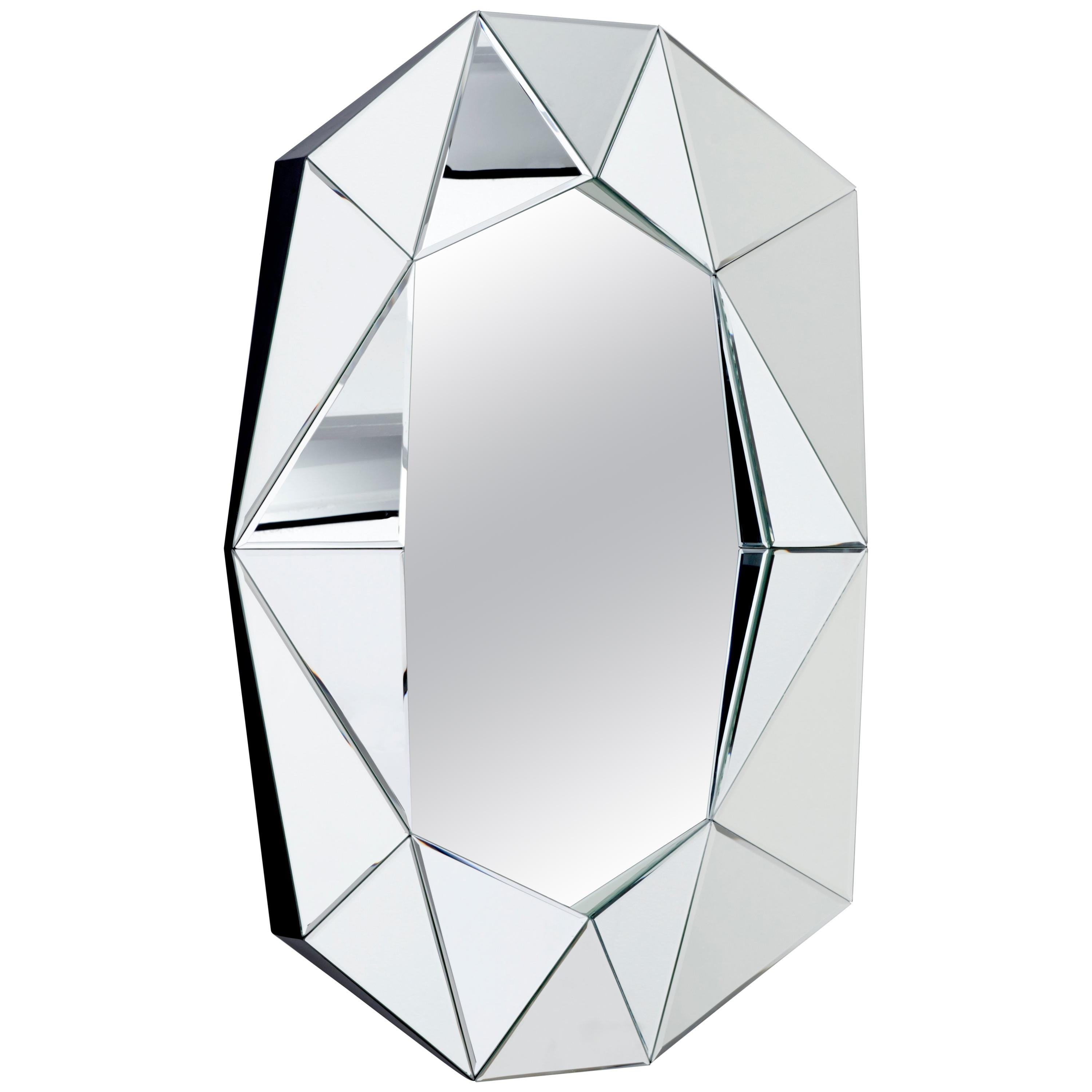 Decorative Mirror Diamond Decorative Mirror