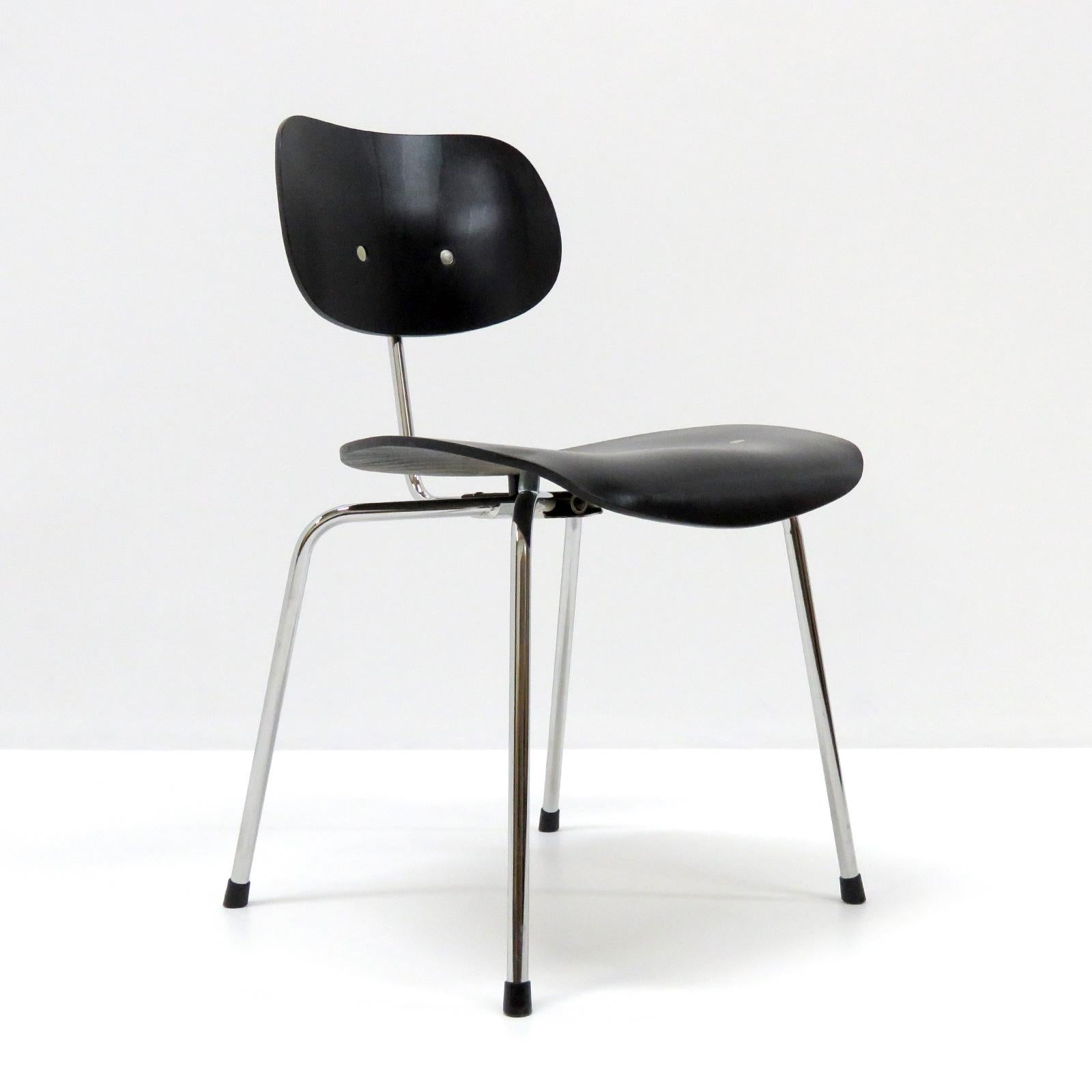 Egon Eiermann Dining Chairs By Egon Eiermann For Wilde Spieth