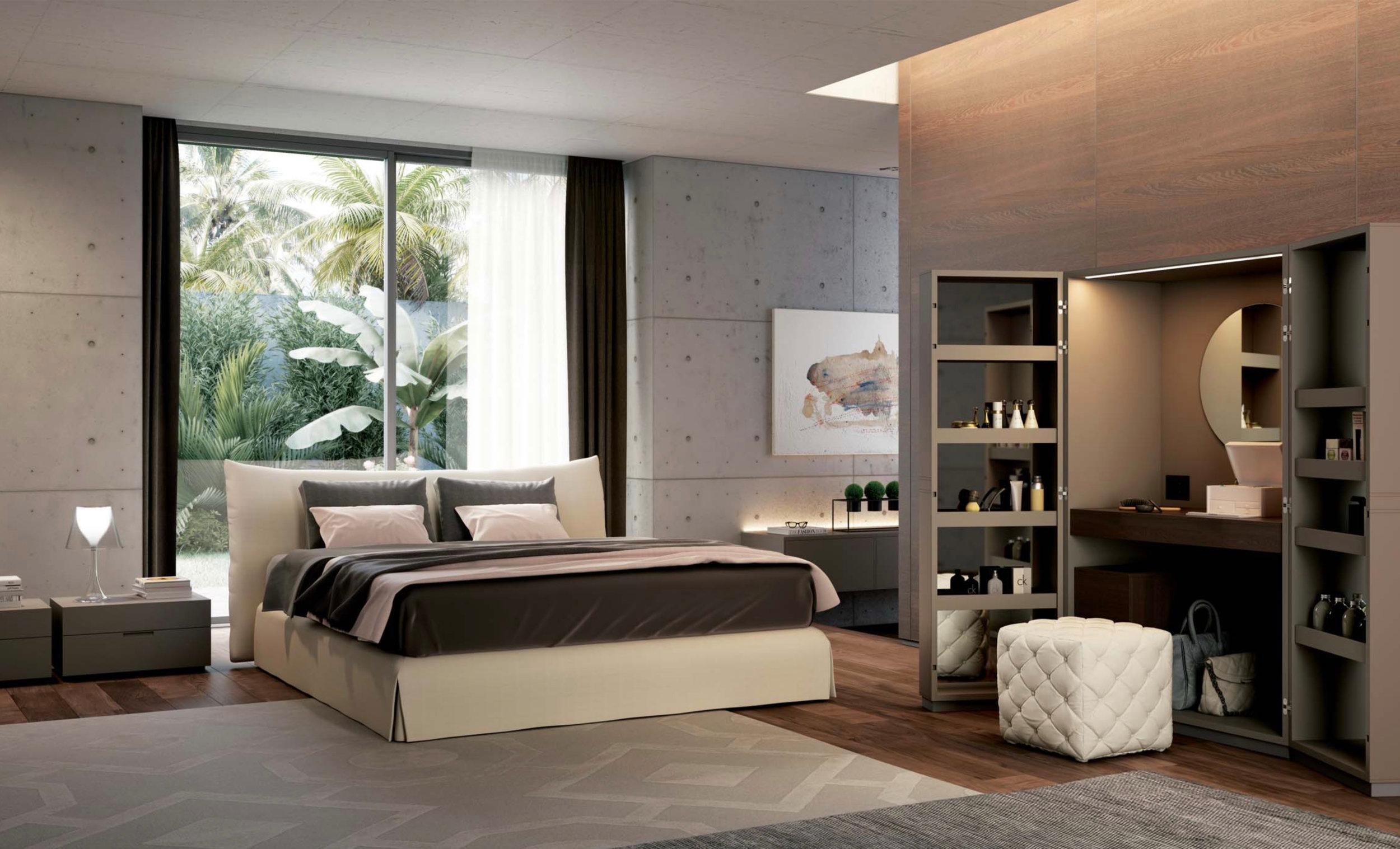 Italian Furniture Bedroom Italian Modern Clouds Bed Italy New Fabric Italian Bedroom