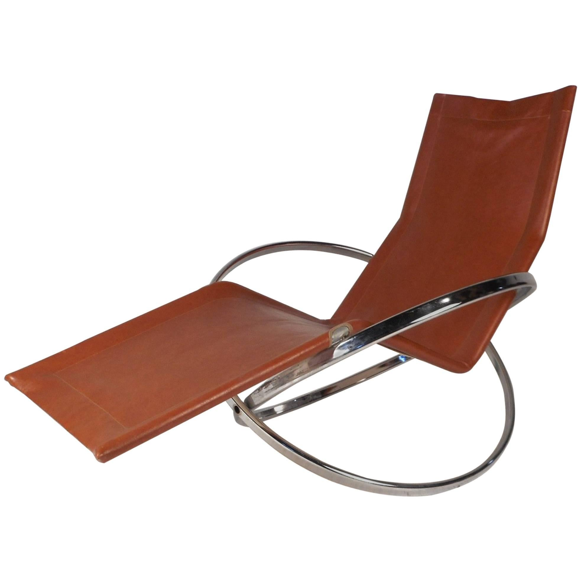 Chaise Rocking Chair