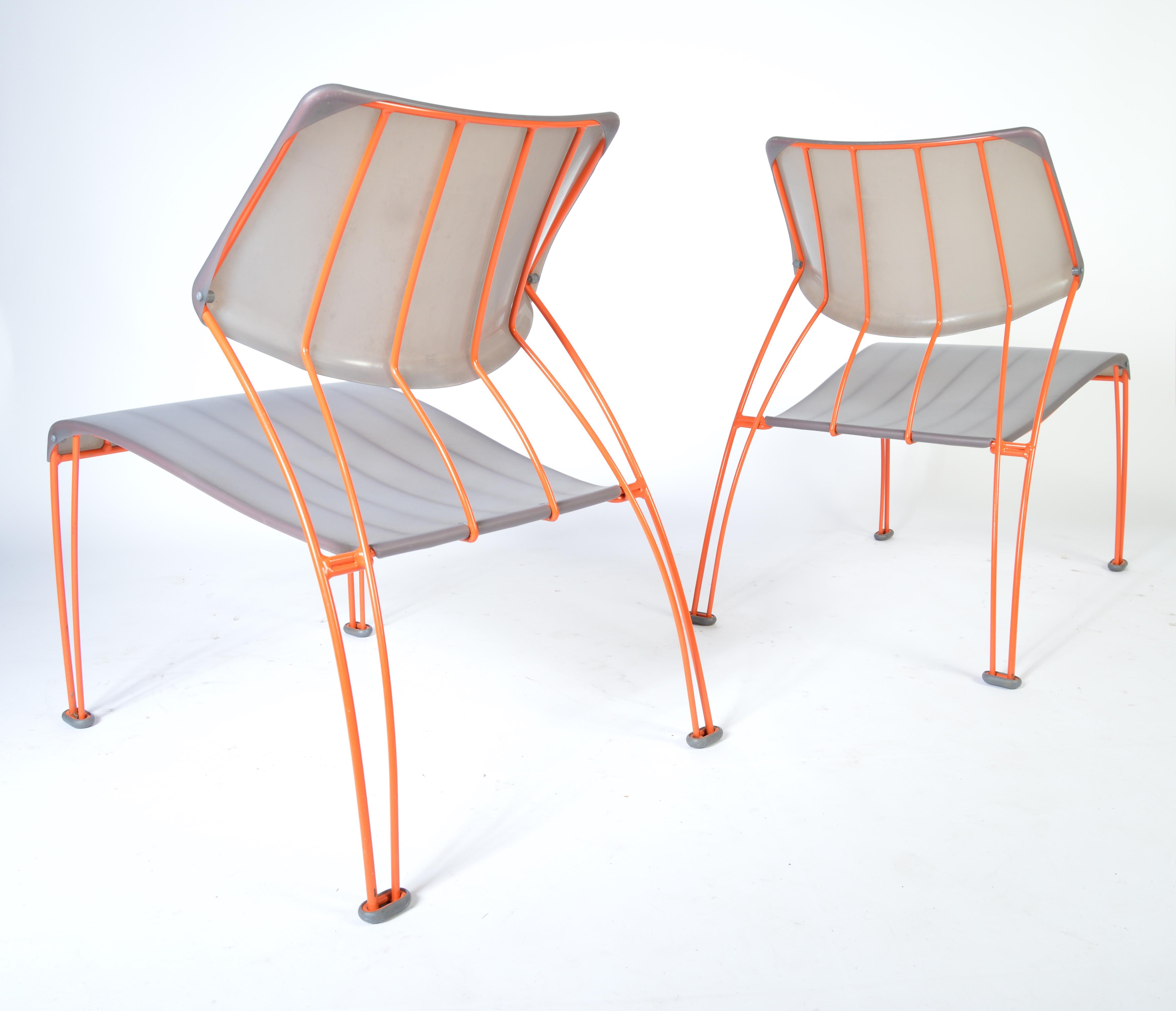 Ikea Outdoor Furniture Pair Of Monika Mulder Ps Hasslo For Ikea Outdoor Lounge Chairs Circa 1990