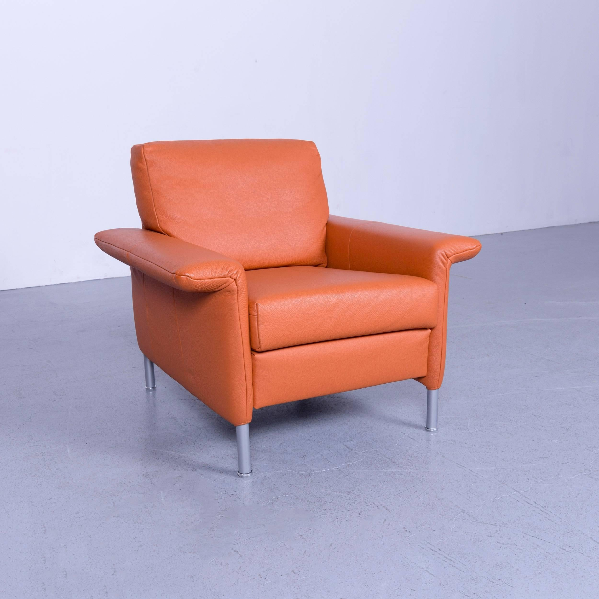 Designer Sessel Orange Sessel Orange