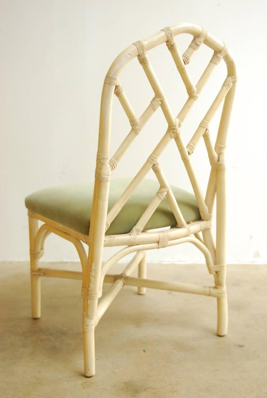 Preferential Six Bamboo Rattan Chairs By Brown Jordan Sale Set Century Set Six Bamboo Rattan Chairs By Brown Jordan At Rattan Chairs Target Rattan Chairs Sydney houzz-02 Rattan Dining Chairs