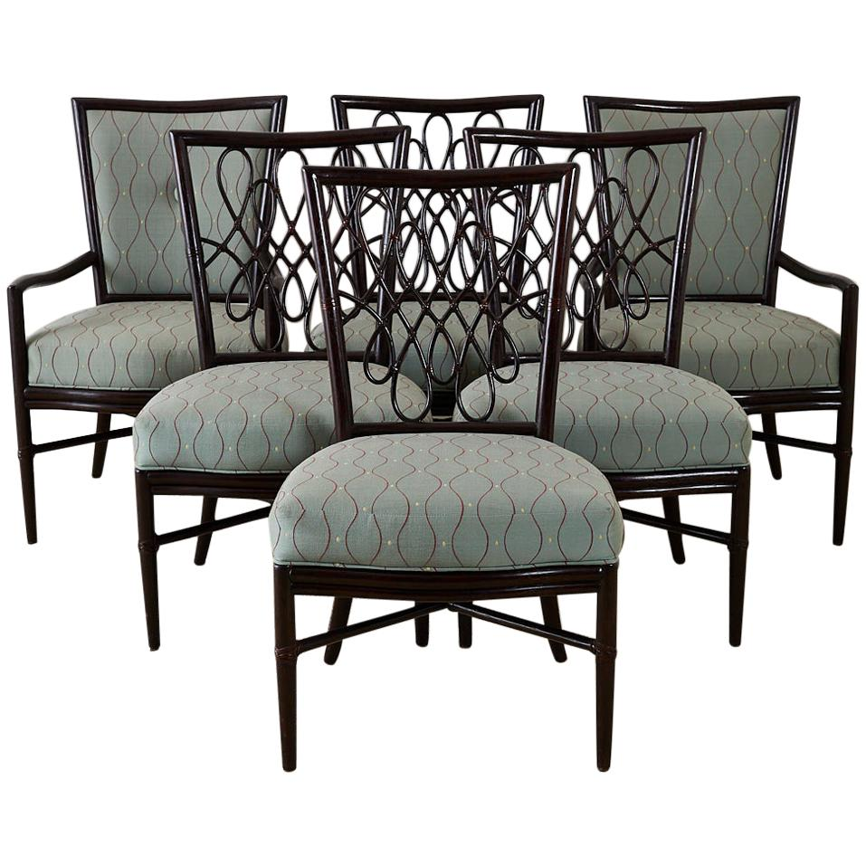 Rattan Twin Sofa Mcguire Furniture Tables Chairs Sofas More 112 For Sale At