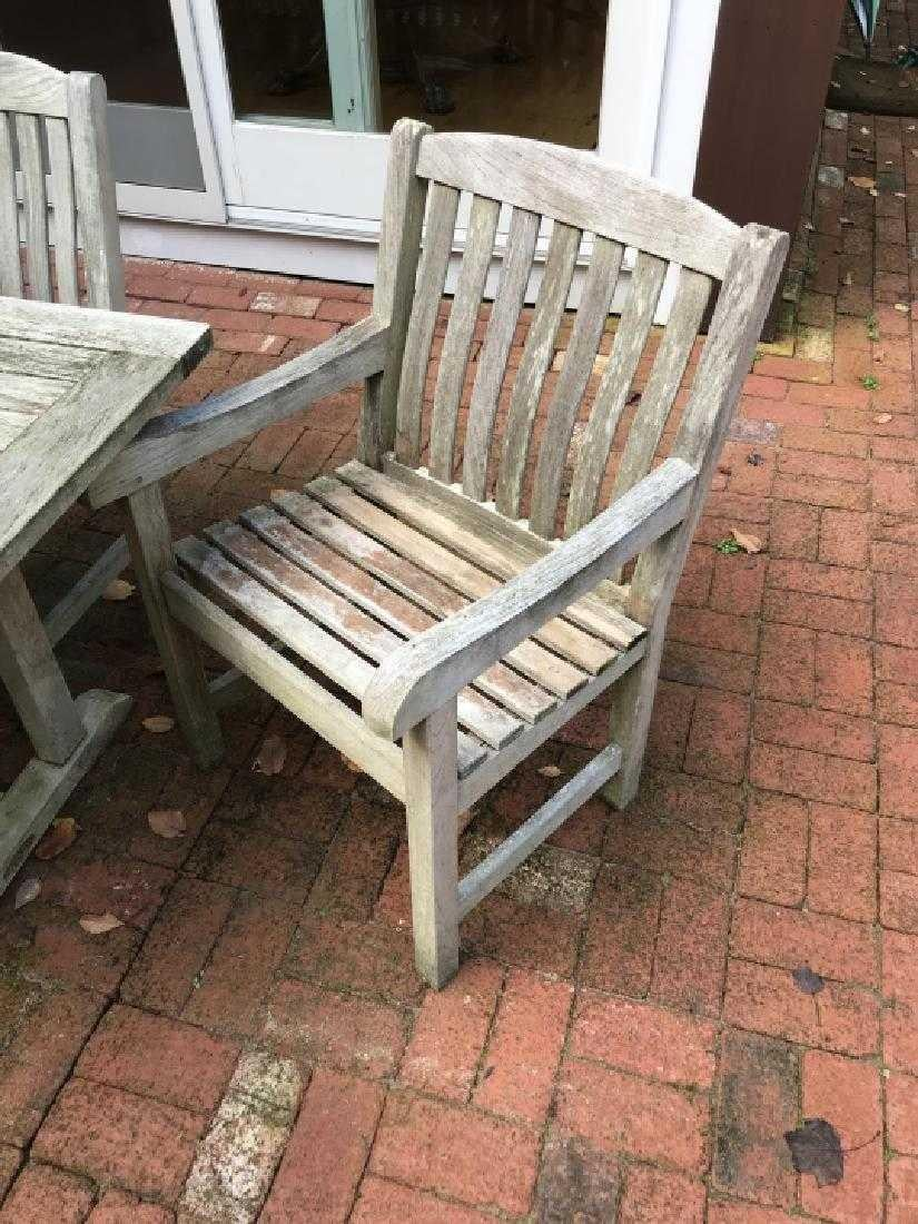 Outdoor Furniture Ringwood Vintage Outdoor Chairs