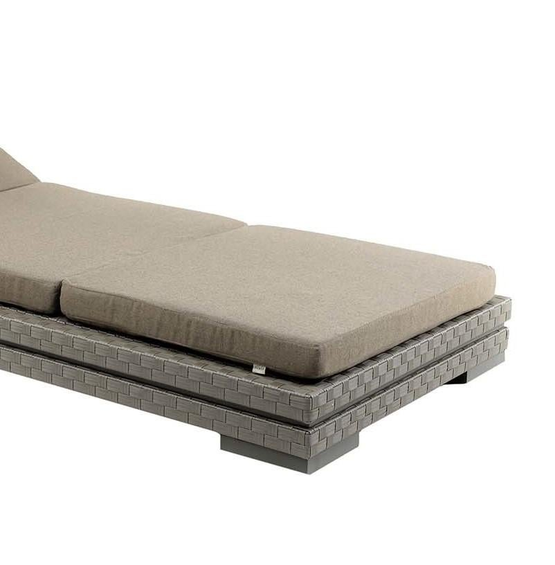 Chaise Longue Acapulco Zoe Chaise Longue By Braid Outdoor