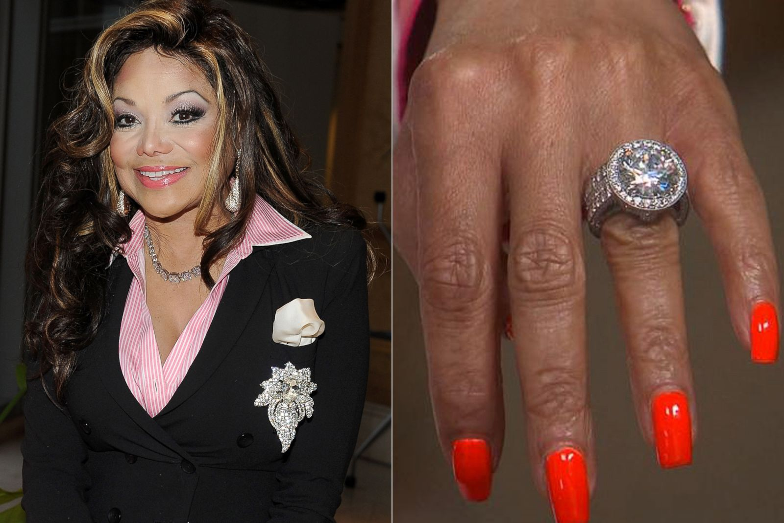 celebs engagement rings giant wedding ring