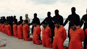 ISIS Video Purports to Show Execution of Christian Men in Libya - ABC ...