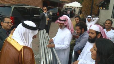 Saudi King Brings His Glitzy Lifestyle on the Road Video ...