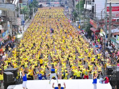Philippines Crushes World Record for Largest Zumba Class ...