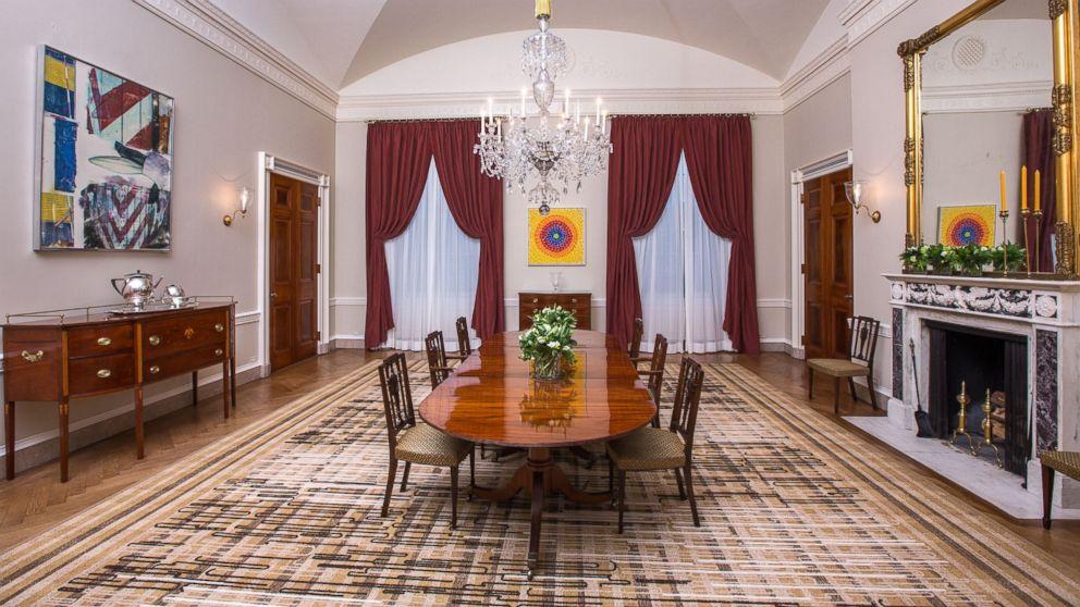 Michelle Obama Surprises White House Visitors With Public