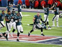 Philadelphia Eagles top New England Patriots to win first ...