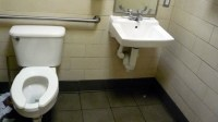 Spy cam toilet, hd 1080p, 4k foto