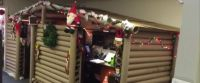 26 Innovative Office Cubicle Christmas Decorating Contest ...