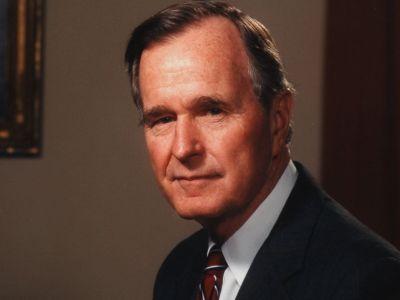Former President George HW Bush Hospitalized - ABC News