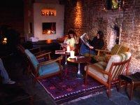 The Living Room - Restaurant og caf | AOK
