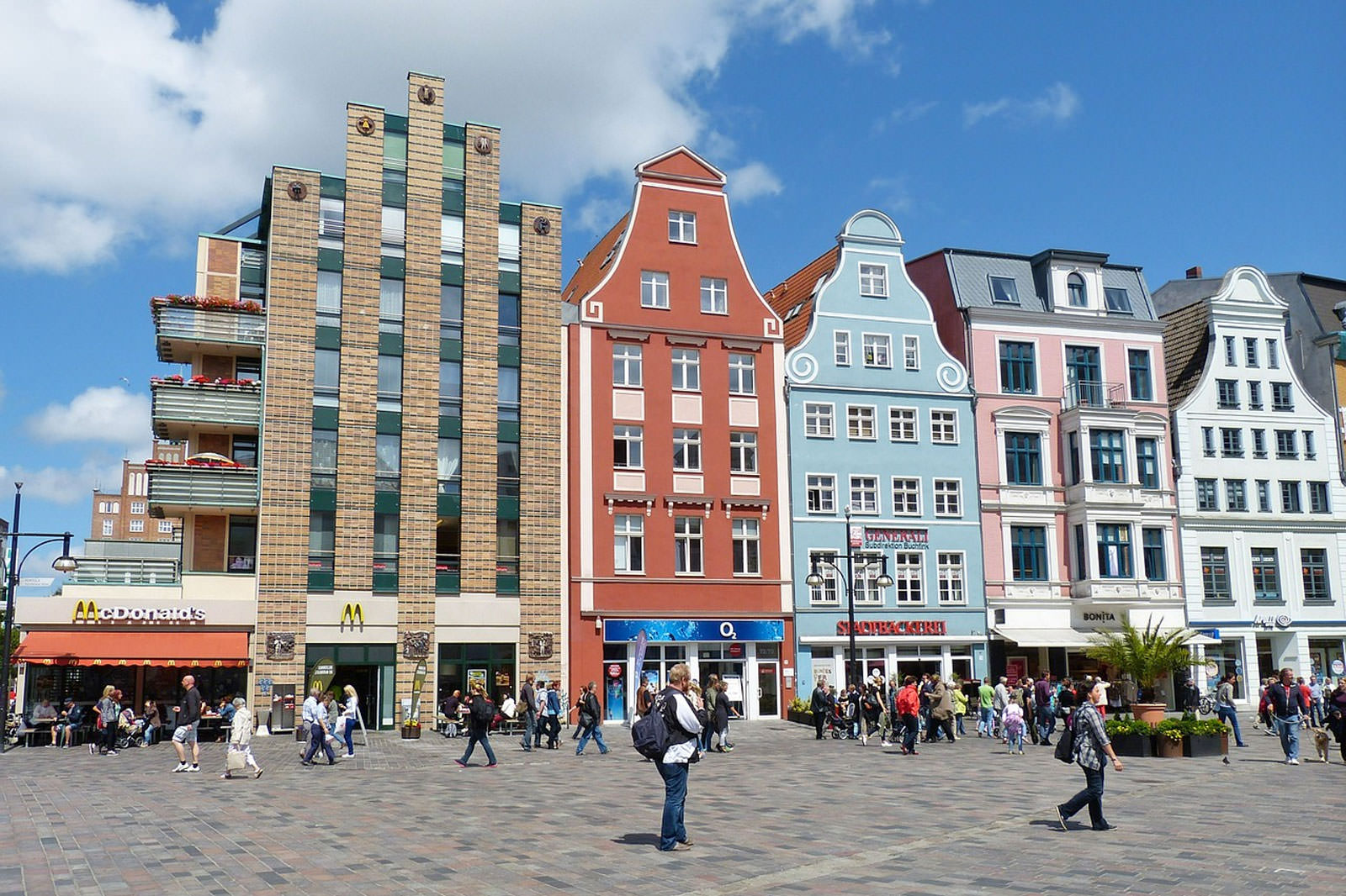 Rostock Shopping 10 Things To Do In Rostock In A Day What Is Rostock Most Famous For
