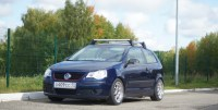 OEM VW Polo 9N3 Roof Rack  logbook Volkswagen Polo ...