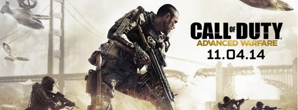 OFFICIAL Call of Duty: Advanced Warfare | 2014