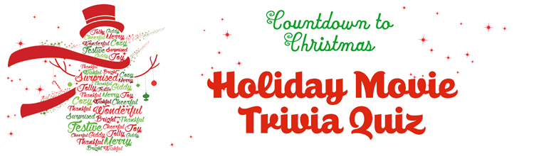 Countdown to Christmas - Holiday Movie Trivia Quiz Hallmark Channel