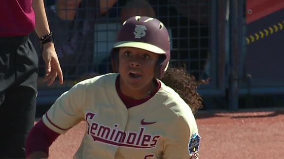 2018 Women\u0027s College World Series -- Daily results from NCAA